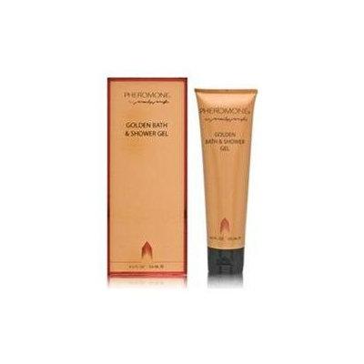 Pheromone by Marilyn Miglin for Women 4.5 oz Golden Bath Shower Gel