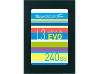 Team Group L3 EVO - Solid-State-Disk - 240GB - intern - 6.4cm ( 2.5 ) - Sata 6GB/s