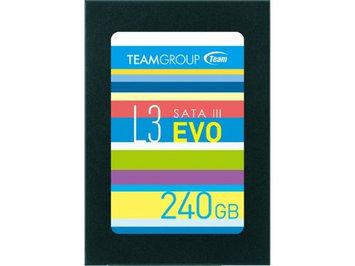 Team Group L3 EVO - Solid-State-Disk - 240GB - intern - 6.4cm ( 2.5 ) - Sata 6GB/s