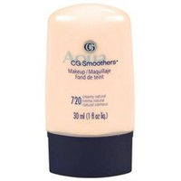 COVERGIRL Smoother Liquid Makeup Cream Natural