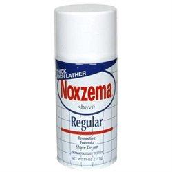 Noxzema Shave Cream Regular 11 oz