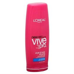 L'Oréal Paris Vive Pro Style & Body Infusing Conditioner for Normal Hair