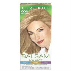 Clairol Permanent Haircolor, Dark Blonde, 1 application