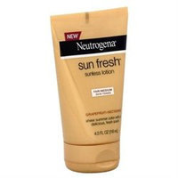 Neutrogena Sun Fresh Lotion Fair/Medium, 4 fl oz