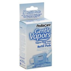 Pediacare Children's Gentle Vapors Refill Pads
