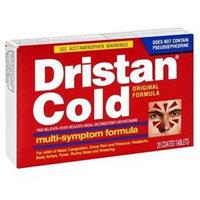 Dristan Cold Multi-Symptom Formula - 20 Coated Tablets