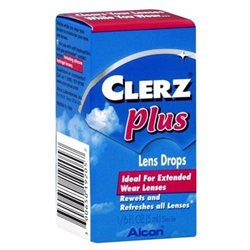 Clerz Plus Contact Lens Drops (.17 fl. oz.)