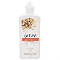 St. Ives Oatmeal & Shea Butter, 18 oz