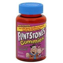 Flintstones Multivitamins Flintstones Children's Multi-Vitamin/Mineral Gummies, 60 ea