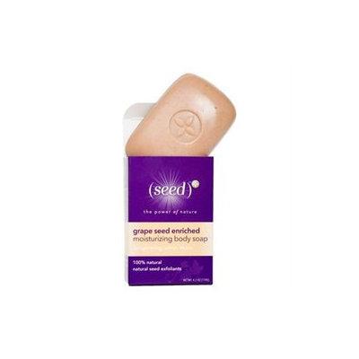 SEED Body Soap, Invigorating Citrus Thyme, 1 - 4.2 oz bar