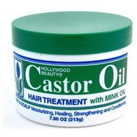 Hollywood Beauty Castor Oil Hair Treatment 7.5 oz