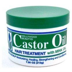 Hollywood Beauty Castor Oil Hair Treatment 7.5 oz