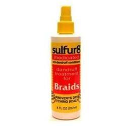 Sulphur 8 Braid Spray 8 oz