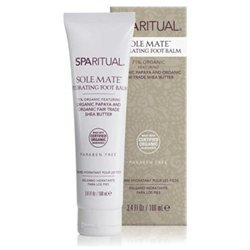 SpaRitual Sole Mate Hydrating Foot Balm 3.4oz