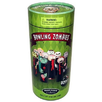 University Games Bowling Zombies Ages 8 and up, 1 ea