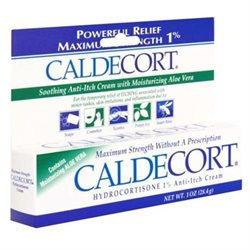 Caldecort Soothing Maximum Strength Anti Itch Cream 1 oz