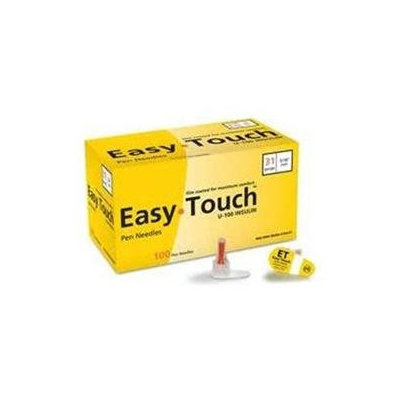 Easytouch Easy Touch U-100 Pen Needle 31g x 5/16