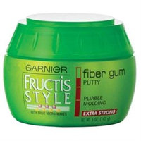 Garnier Fructis Style Fiber Gum Putty 5 oz Gel