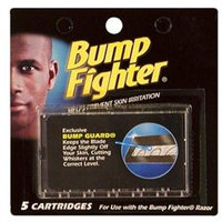 Bump Fighter Cartridge Refill, For Men, 5 cartridges