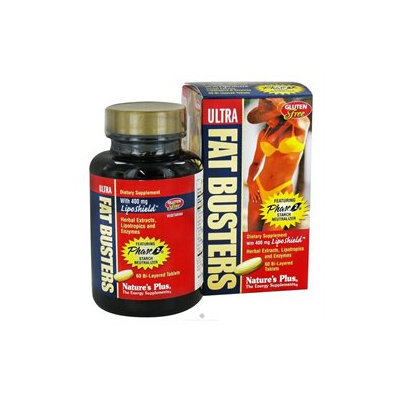 Nature's Plus Ultra Fat Busters - 60 Tablets