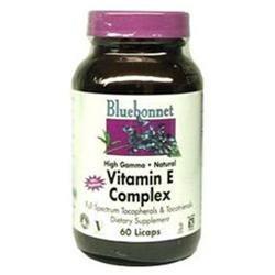 Bluebonnet Nutrition - Natural Vitamin E Complex High Gamma - 30 Liquid-Filled Capsules