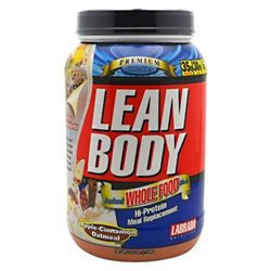 Labrada Lean Body Instant Whole Food Shake - Apple-Cinnamon Oatmeal
