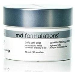 MD Formulations Daily Peel Pads 40 Pads