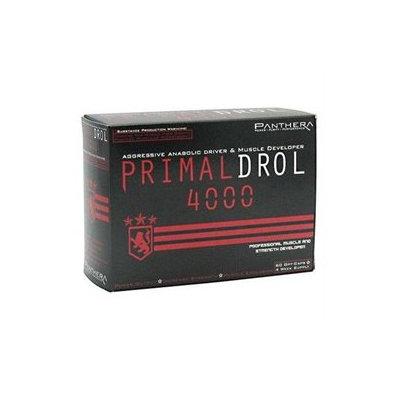 Panthera Pharmaceuticals 4630015 Primaldrol 4000 60 Capsules