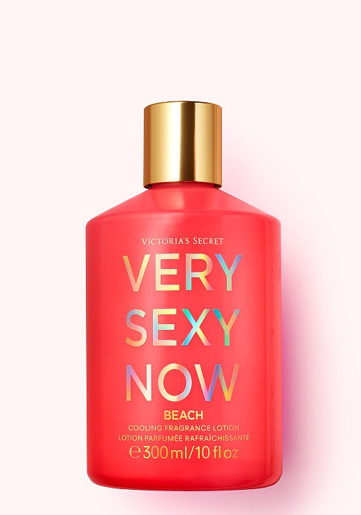 Victoria's Secret Very Sexy Now Beach Cooling Fragrance Lotion
