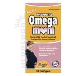 Prenatal Omega Mom 90 Sgel By Country Life Vitamins (1 Each)