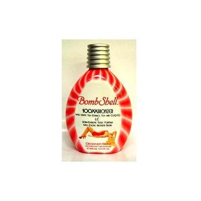 Designer Skin Bombshell 100xx Hot Tanning Lotion 13.5 Oz. Bottle