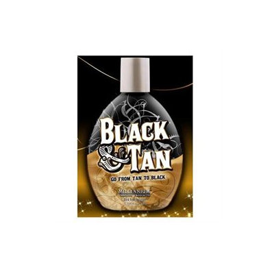 Millenium Tanning Products Black and Tan Tanning Lotion 75x Bronzer