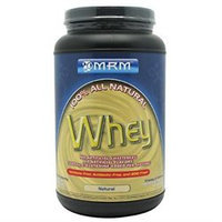 MRM 100% All Natural Whey - Unflavored