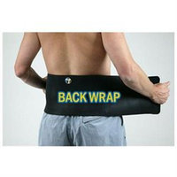 Pro-Tec Athletics Back Wrap Support Black, One Size
