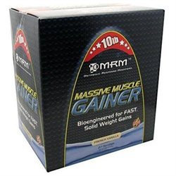 MRM Massive Muscle Gainer - French Vanilla