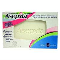 Asepxia Neutral Soap 3.52 oz - Jabon Neutral