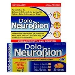 Dolo Neurobion Pain Relief 30 Tablets