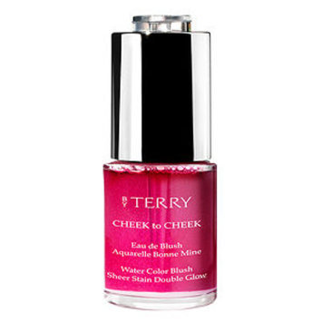 BY TERRY Limited Edition CHEEK to CHEEK Water Color Blush, #1- Cherry Cruise, 20 ml