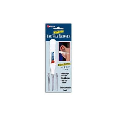 Jobar Lighted Ear Wax Remover - Fast Clean Safe & Painless