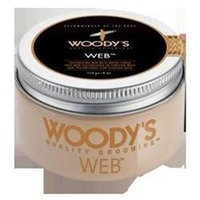Woody's Matte Finish Texture Web 3.4 oz