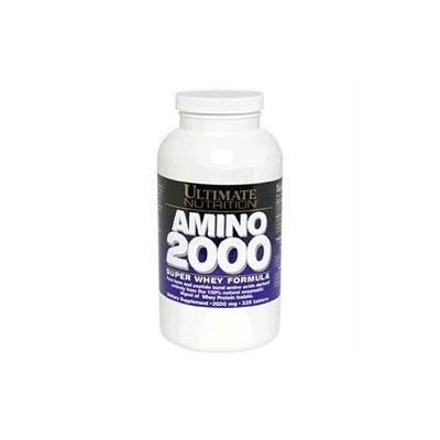 Ultimate Nutrition Amino 2000 Super Whey Formula