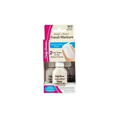 Sally Hansen Hard As Nails French Manicure Set
