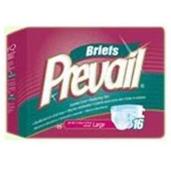First Quality Prevail Adult Incontinence Underwear Premium Medium