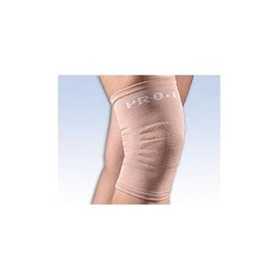 FLA Orthopedics FL37400SMBEG PROLITE Knitted Pullover Knee Support Size Small
