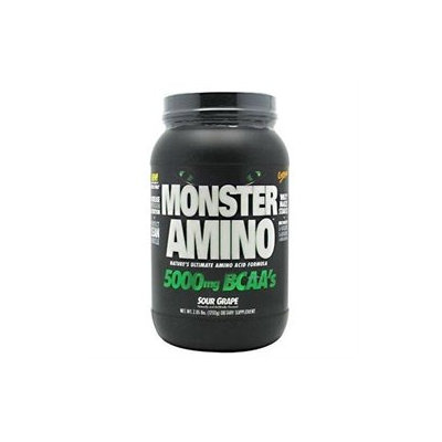 CytoSport CSPTMONA2.64GRAPPW Monster Amino Sour Grape 375 g