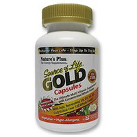 Nature's Plus Source of Life Gold Capsules, 90 ea