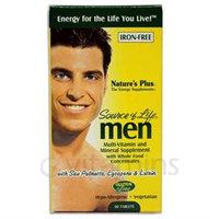 Nature's Plus - Source Of Life Men's Multi-Vitamin - 60 Tablets