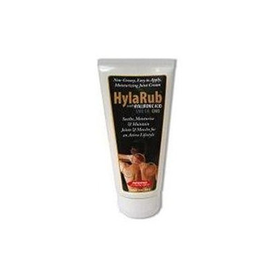 Hyalogic - HylaRub Soothing and Moisturizing Joint and Muscle Cream - 6 oz.