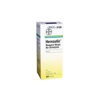 Hemastix Strips Hemastix Reagent Strips For Urinalysis, Tests For Blood In Urine - 50
