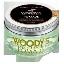 Woody's Pomade for Flexibility and Shine 3.4 oz.